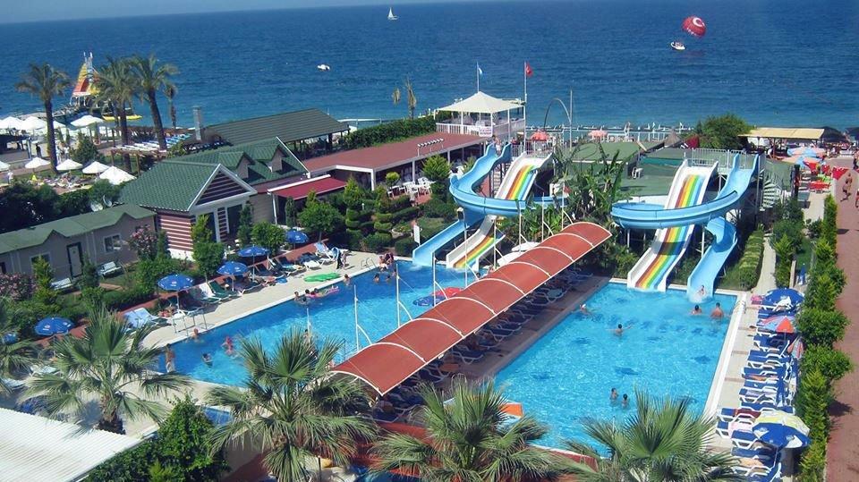 Отель Lims Bona Dea Beach Hotel 4*, Кемер, Турция