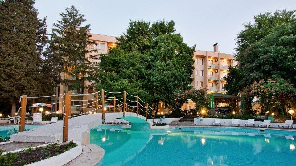 Отель Ljuljak Hotel 3*, Золотые пески, Болгария