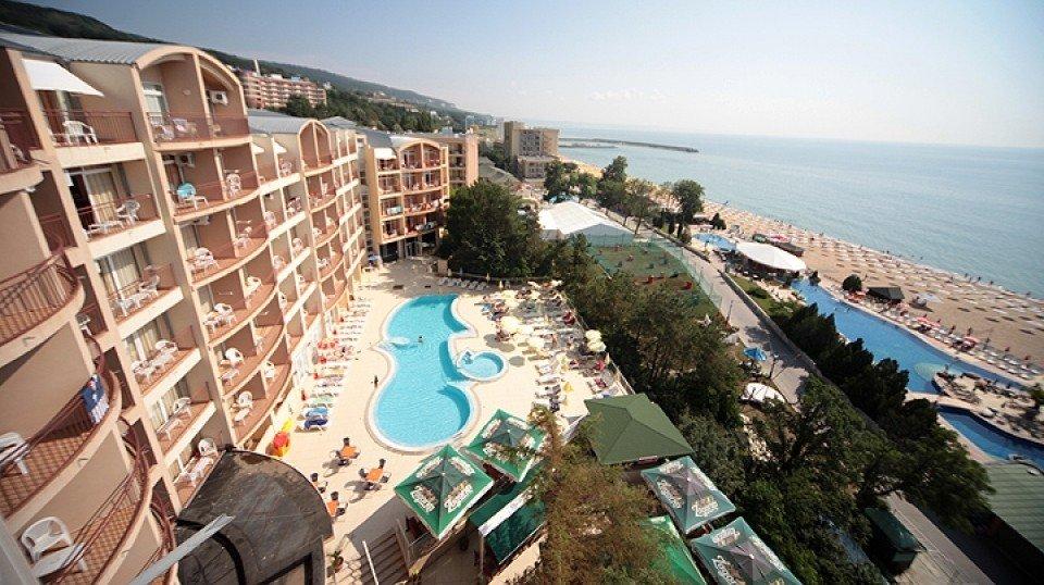 Отели Luna Hotel 4*, Золотые пески, Болгария
