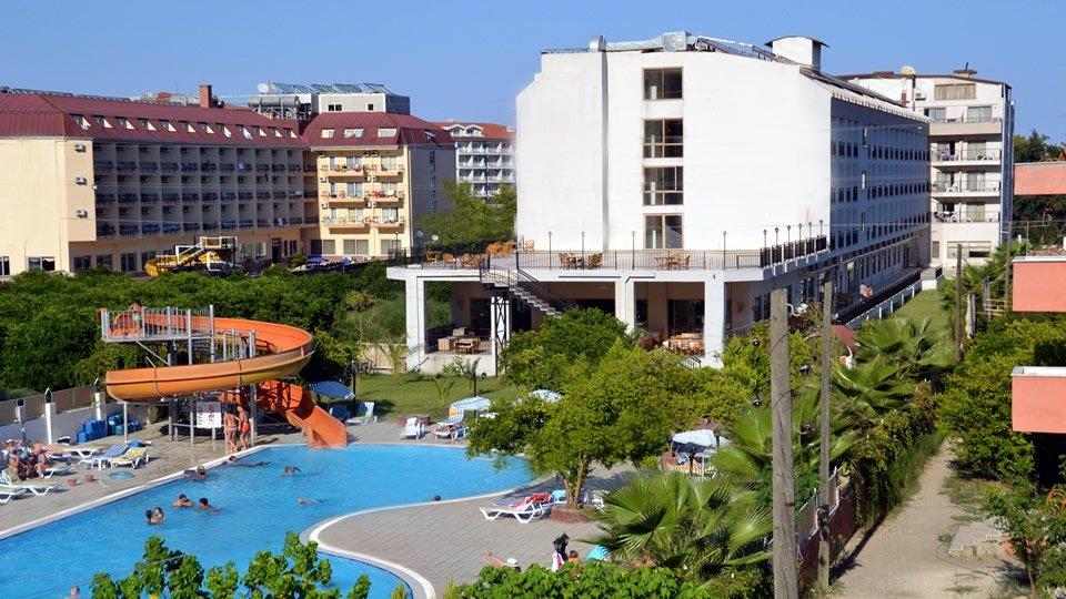 Отель Magic Sun Hotel 4*, Кемер, Турция