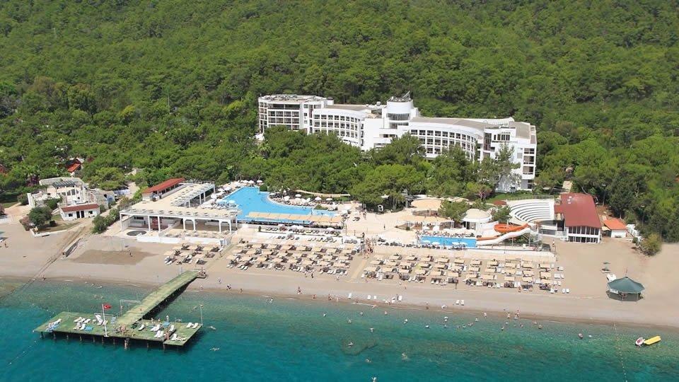 Отель Majesty Club La Mer 5*, Кемер, Турция
