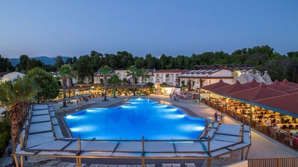 Отель Majesty Club Lykia Botanica 4*, Фетхие, Турция