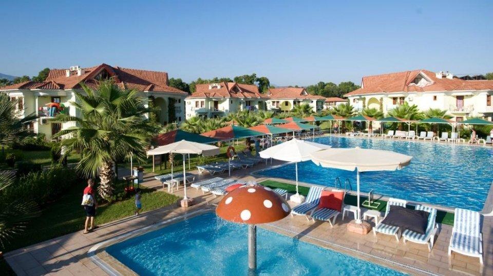Отель Majesty Club Tuana Park 5*, Фетхие, Турция