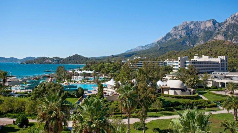 Отель Majesty Mirage Park Resort 5*, Кемер, Турция
