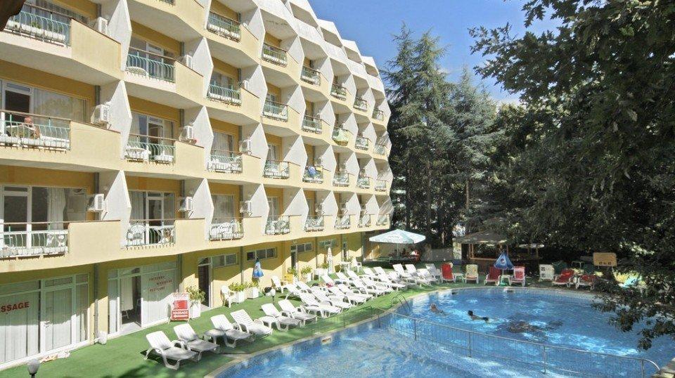 Отель Mak Hotel 3*, Золотые пески, Болгария