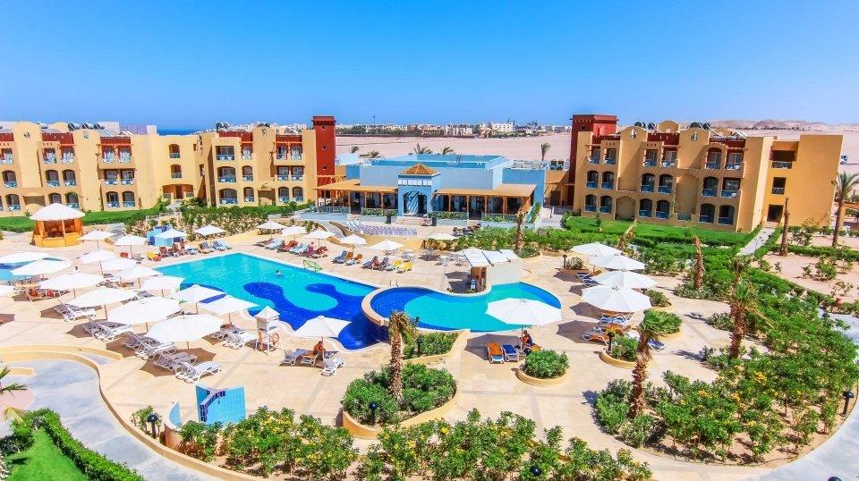 Отель Makadi Garden Azur Resort 4*, Макади Бей, Египет
