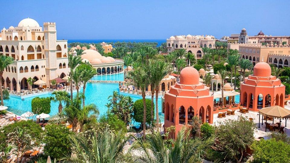 Отель Makadi Palace Hotel 5*, Макади Бей, Египет