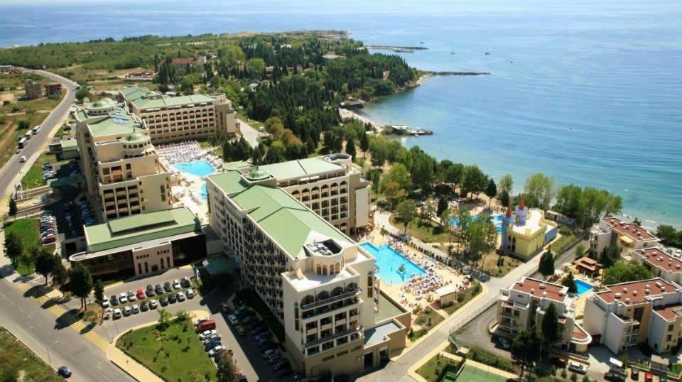 Отель Sol Nessebar Mare Resort & Aquapark 4*, Несебр, Болгария