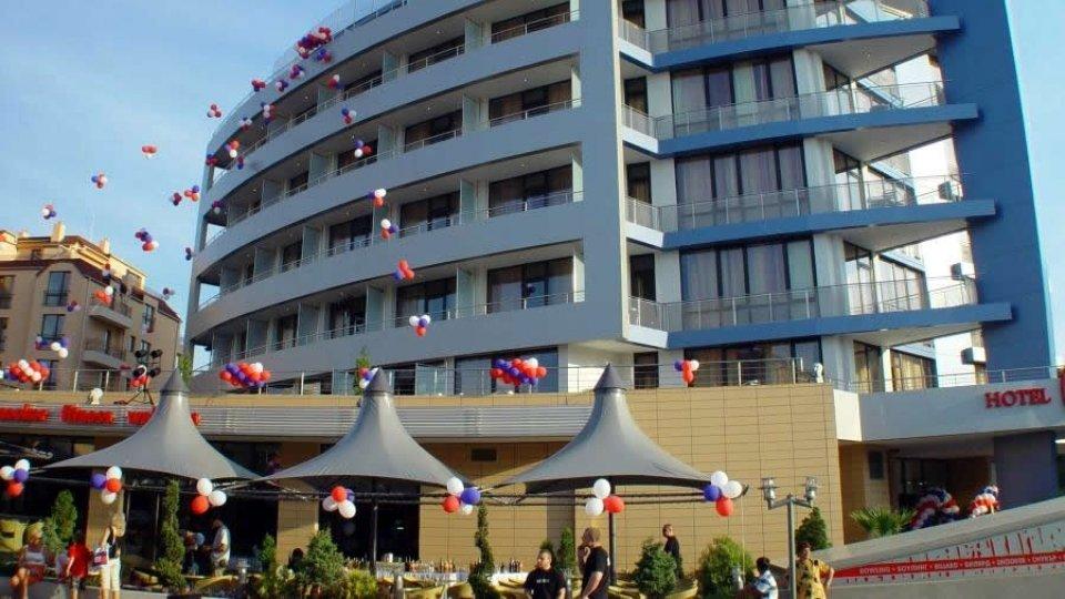 Отель Marieta Palace Hotel 4* в Несебре, Болгария