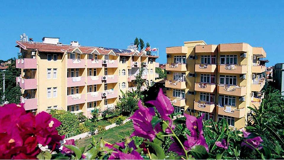 Отель Marin Hotel 3*, Кемер, Турция
