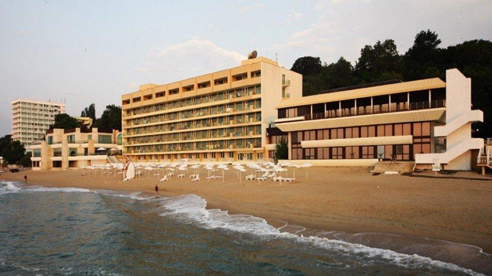 Отель Marina Hotel 4*, курорт Святые Константин и Елена, Болгария