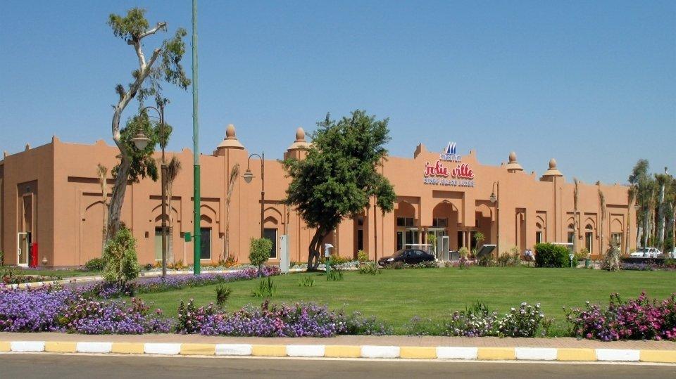 Отель Maritim Jolie Ville Kings Island Luxor 5*, Луксор, Египет
