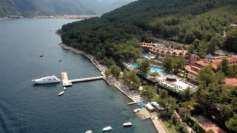 Отель Marmaris Park Hotel 4*, Мармарис, Турция