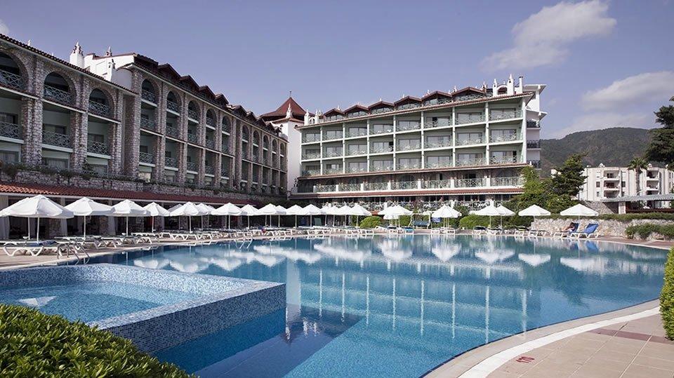 Отель Marti La Perla 4*, Мармарис, Турция