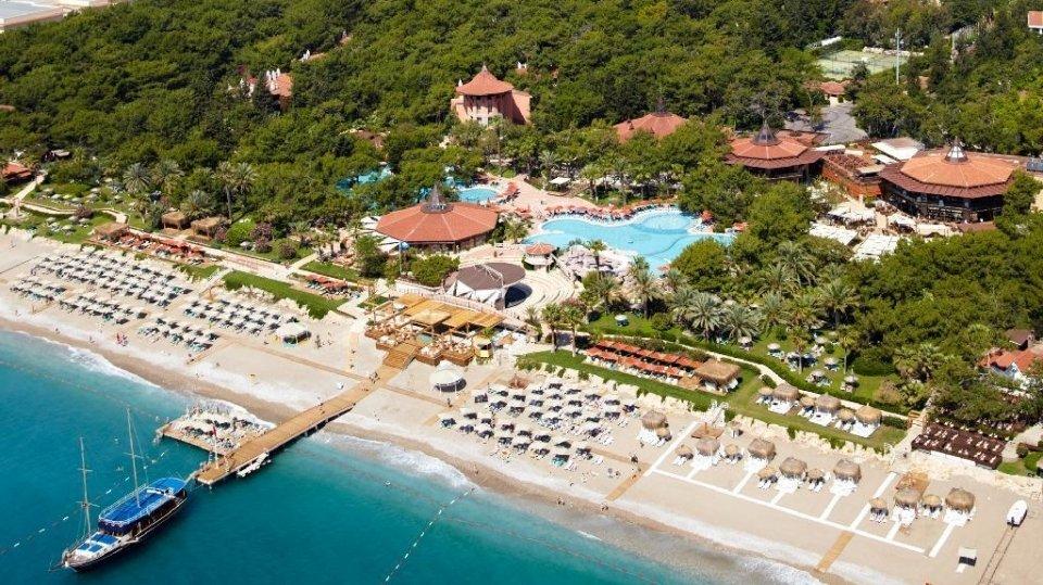 Отель Marti Myra Hotel 5*, Кемер, Турция