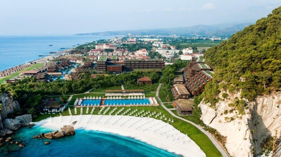 Отель Maxx Royal Kemer Resort 5*, Кемер, Турция