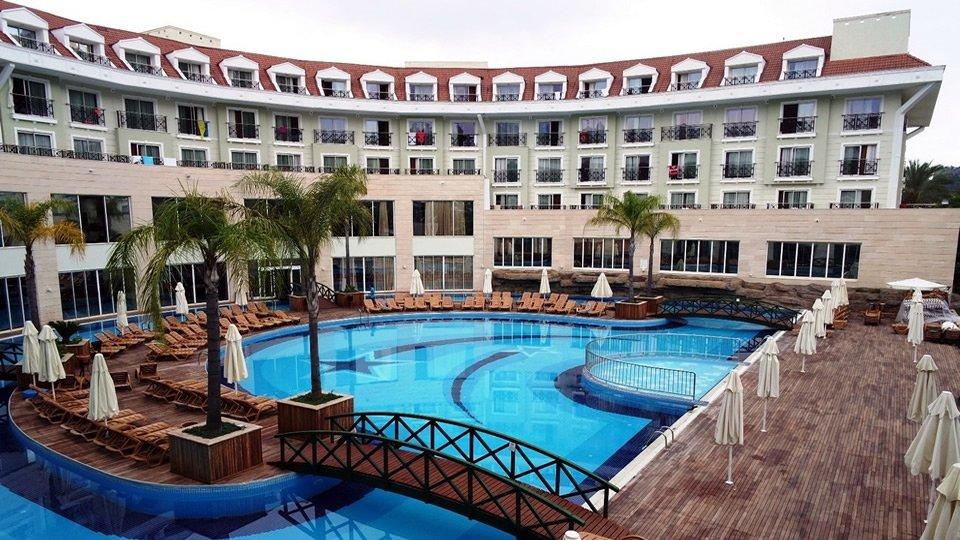 Отель Meder Resort Hotel 5*, Кемер, Турция