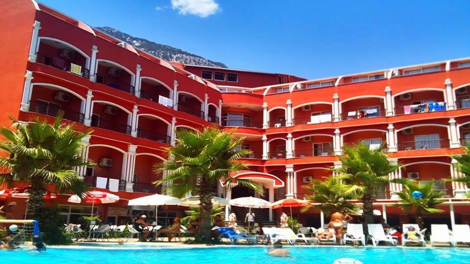 Отель Millennium Palace Hotel 4*, Кемер, Турция