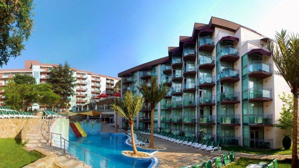 Отель Mimosa Hotel 4*, Золотые пески, Болгария