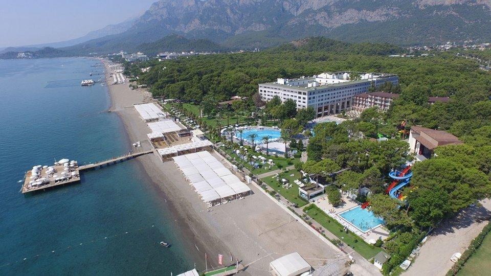 Отель Mirada Del Mar Hotel 5*, Кемер, Турция
