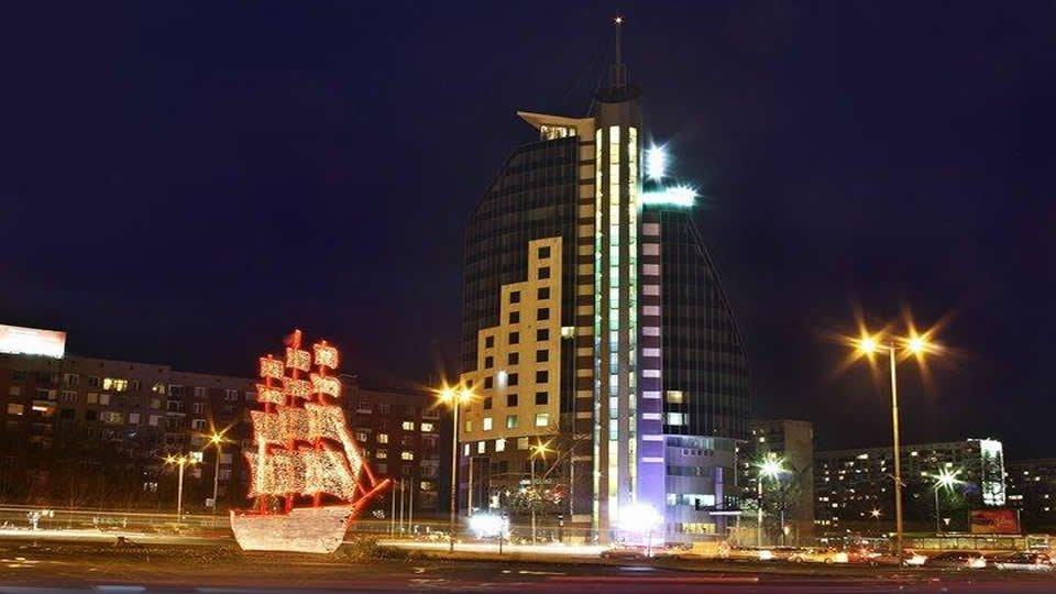 Отель Mirage Hotel 4*, Бургас, Болгария