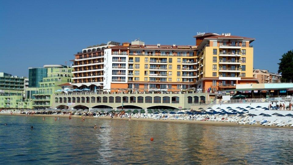 Отель Mirage Hotel 3* в Несебре, Болгария