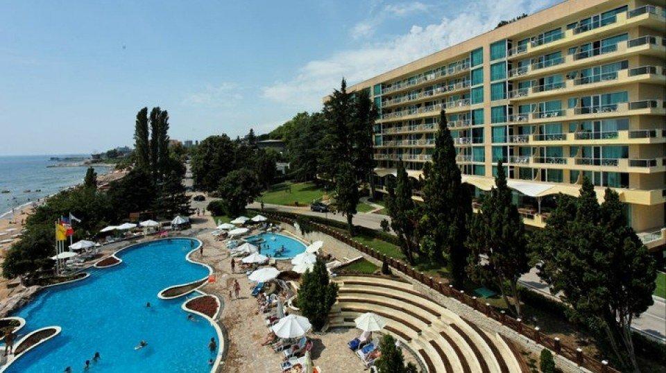 Отель Mirage Hotel 4*, курорт Константин и Елена, Болгария