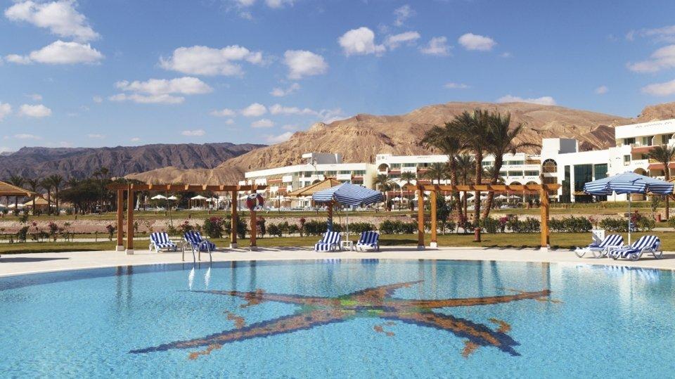 Отель Moevenpick Resort Taba 5*, Таба, Египет