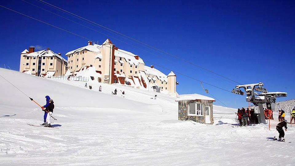 Отель Monte Baia Hotel 4*, Улудаг, Турция