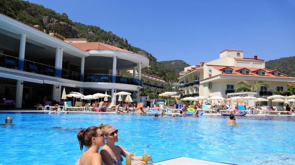 Отель Montebello Resort 4*, Фетхие, Турция