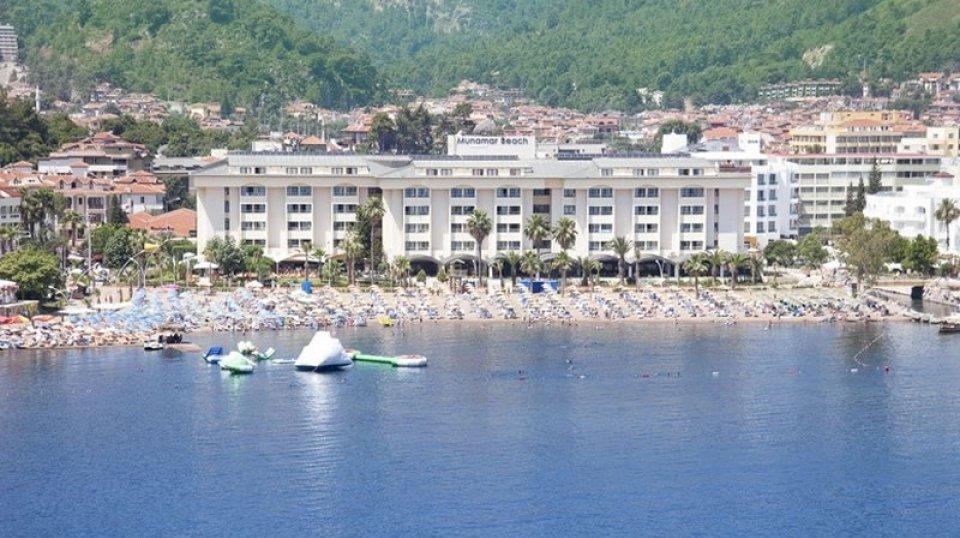 Отель Munamar Beach Hotel 5*, Мармарис, Турция