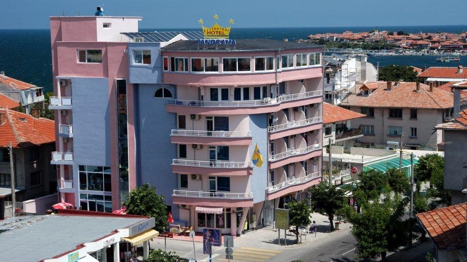 Отель Night Panorama Hotel 3* в Несебре, Болгария