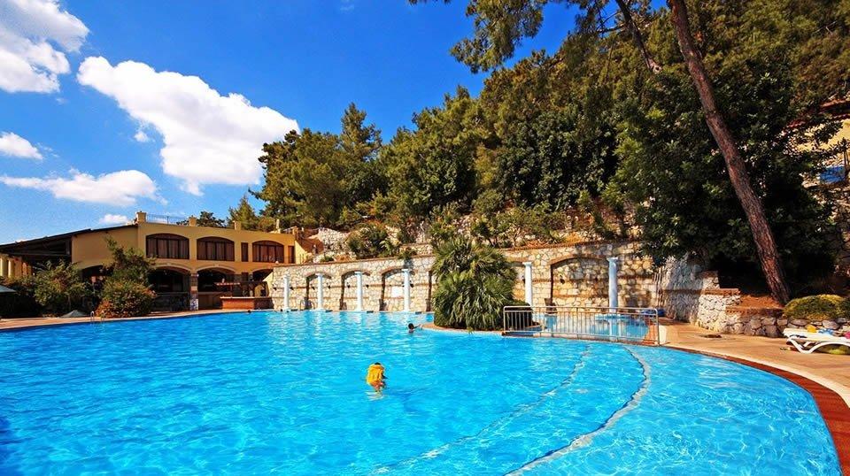 Отель Club Nimara Beach Resort 5*, Мармарис, Турция