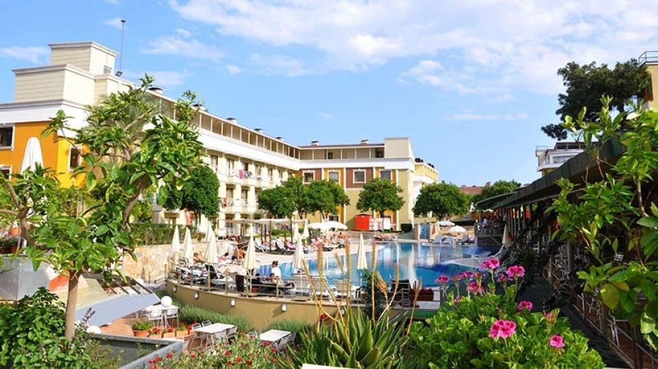 Отель Novia Gelidonya Hotel 4*, Кемер, Турция