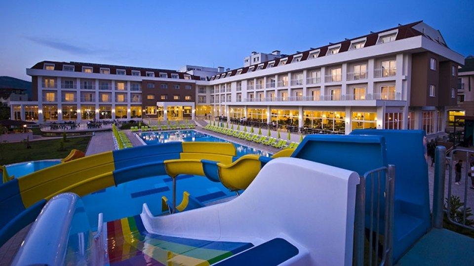 Отель Novia White Lilyum Hotel 4*, Кемер, Турция