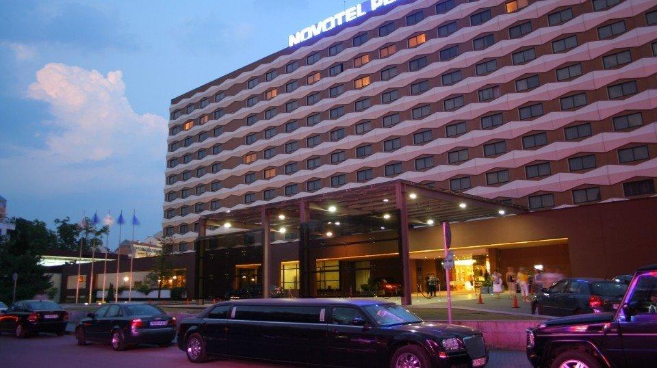 Отель Novotel Plovdiv 5*, Пловдив, Болгария