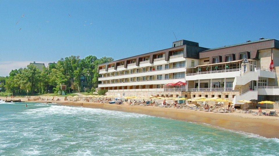 Отель Nympha Hotel 3*, Золотые пески, Болгария