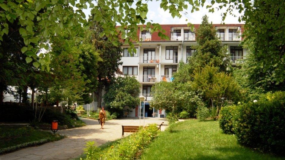 Отель Oasis Park Hotel 3* в Несебре, Болгария