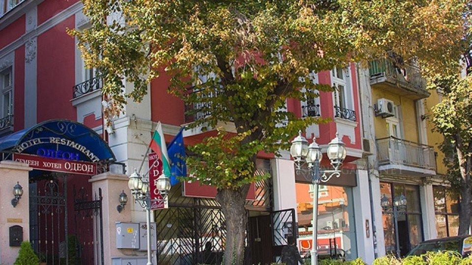 Отель Odeon Hotel 3* , Пловдив, Болгария