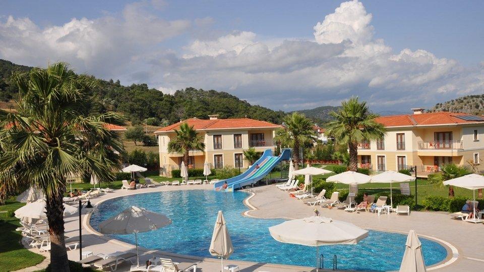 Отель One Club Hotel Sarigerme 4*, Фетхие, Турция