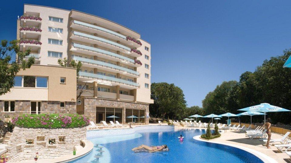 Отель Orchidea Spa Hotel 4*, Золотые пески, Болгария