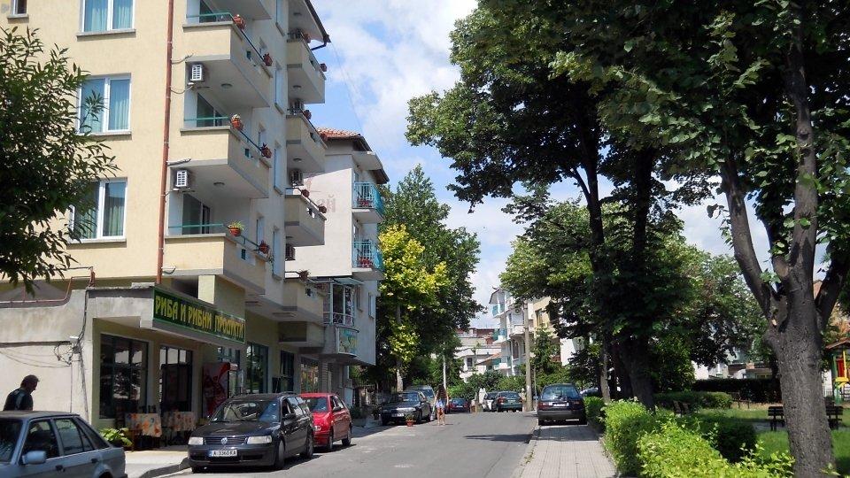 Отель Orfei Family Hotel 2* в Несебре, Болгария
