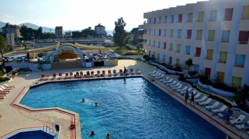 Отель Orient Life Hotel 4*, Фетхие, Турция