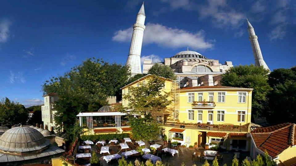 Отель Ottoman Hotel Imperial 4*, Стамбул, Турция