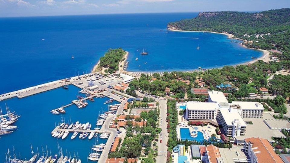 Отель Ozkaymak Kemer Marina 5*, Кемер, Турция