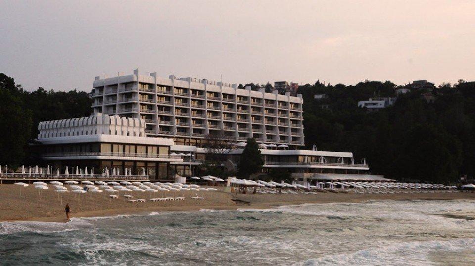 Отель Palace Hotel 5*, курорт Святые Константин и Елена, Болгария
