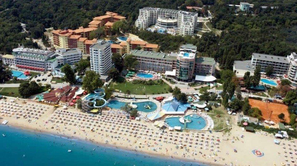 Отель Palm Beach Hotel 4*, Золотые пески, Болгария