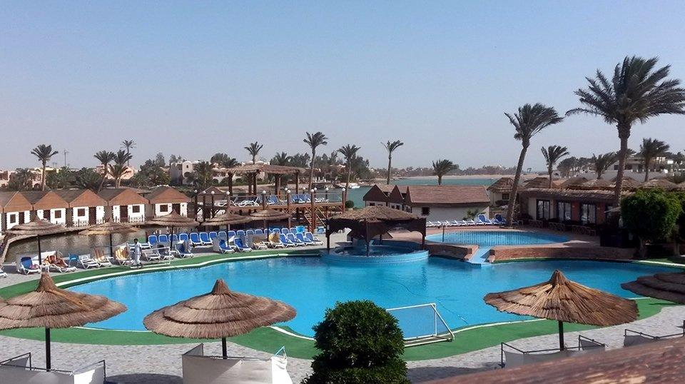 Отель Panorama Bungalows Resort El Gouna 4*, Эль Гуна, Египет