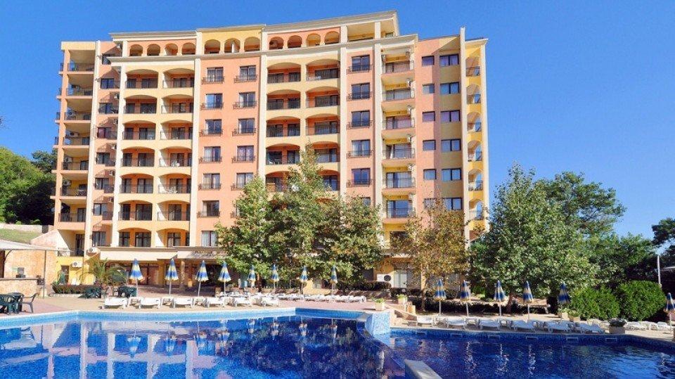 Отель Paradise Greenpark 4*, Золотые пески, Болгария