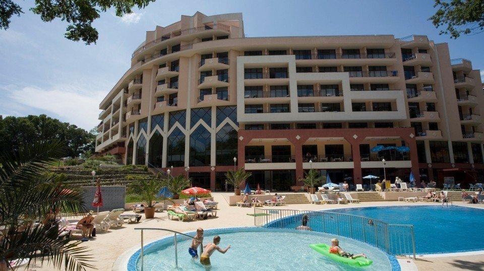 Отель Park Hotel Odessos 4*, Золотые пески, Болгария
